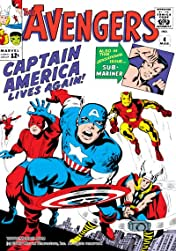 Avengers (1963-1996) #4