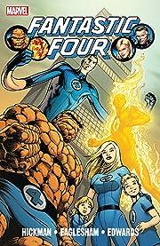 Fantastic Four By Jonathan Hickman Vol. 1