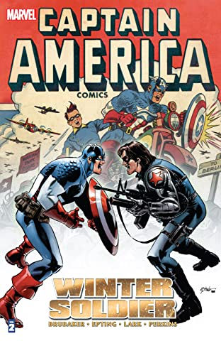 Captain America: Winter Soldier Tome 2