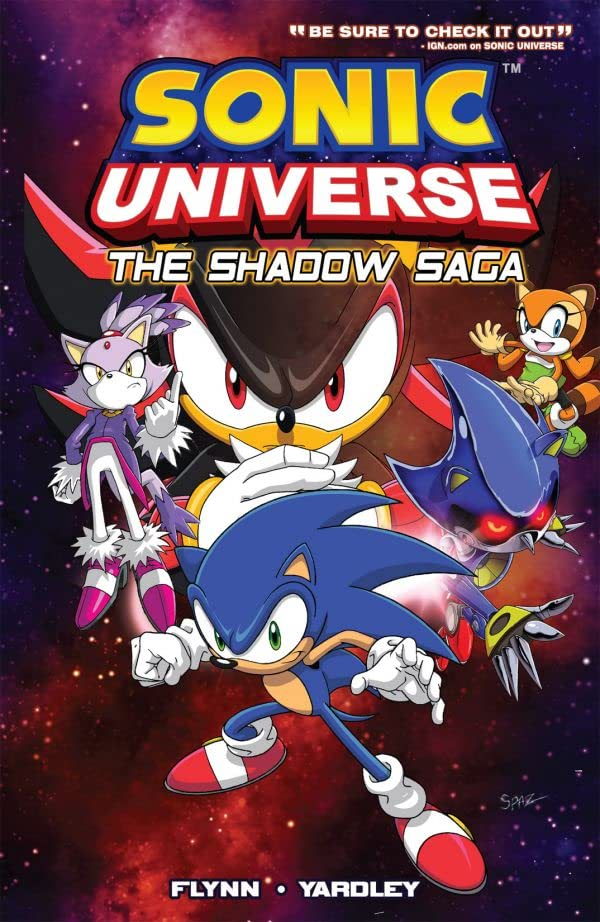 Sonic Universe Vol. 1: The Shadow Saga