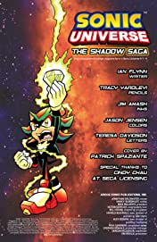 Sonic Universe Vol. 1: The Shadow Saga