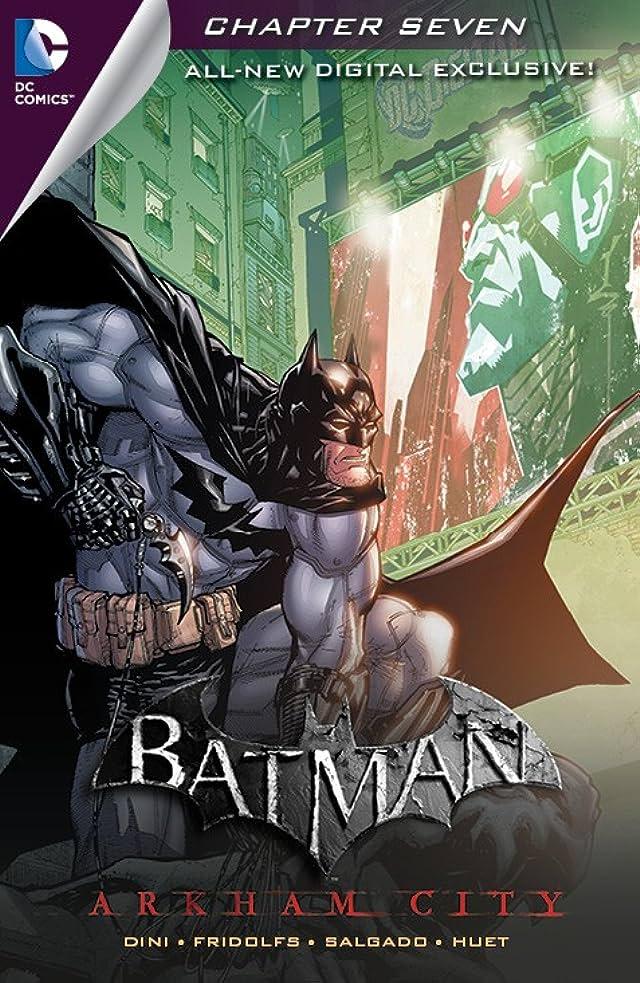 Batman: Arkham City Exclusive Digital Chapter #7