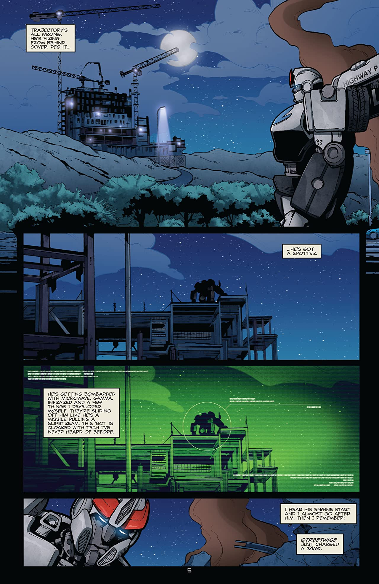 Transformers (2010-2011) #27