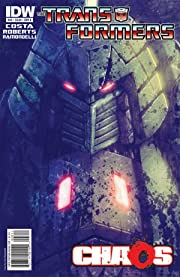 Transformers (2010-2011) #28