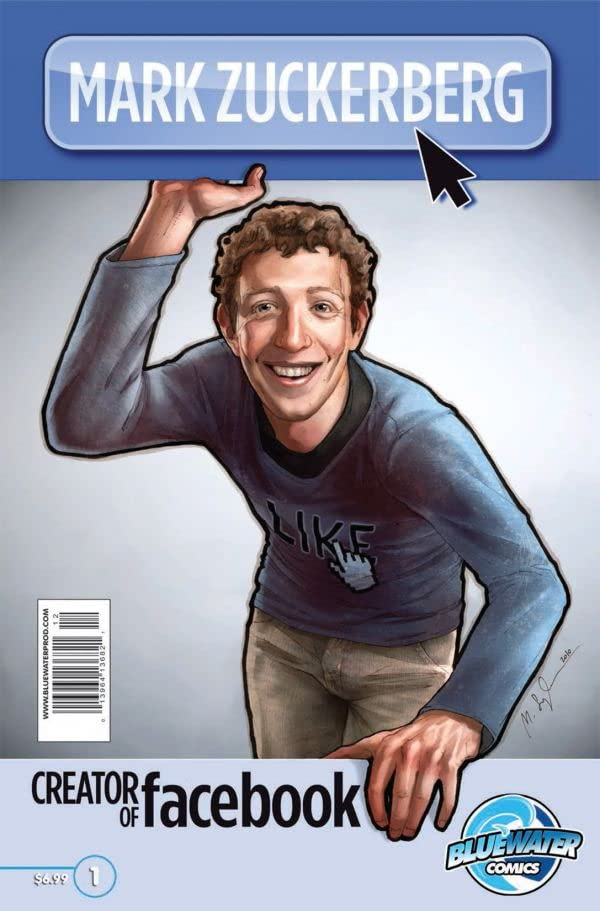 Mark Zuckerberg: Creator of Facebook