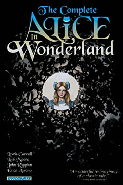 The Complete Alice In Wonderland