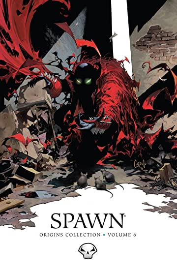 Spawn Origins Collection Tome 6