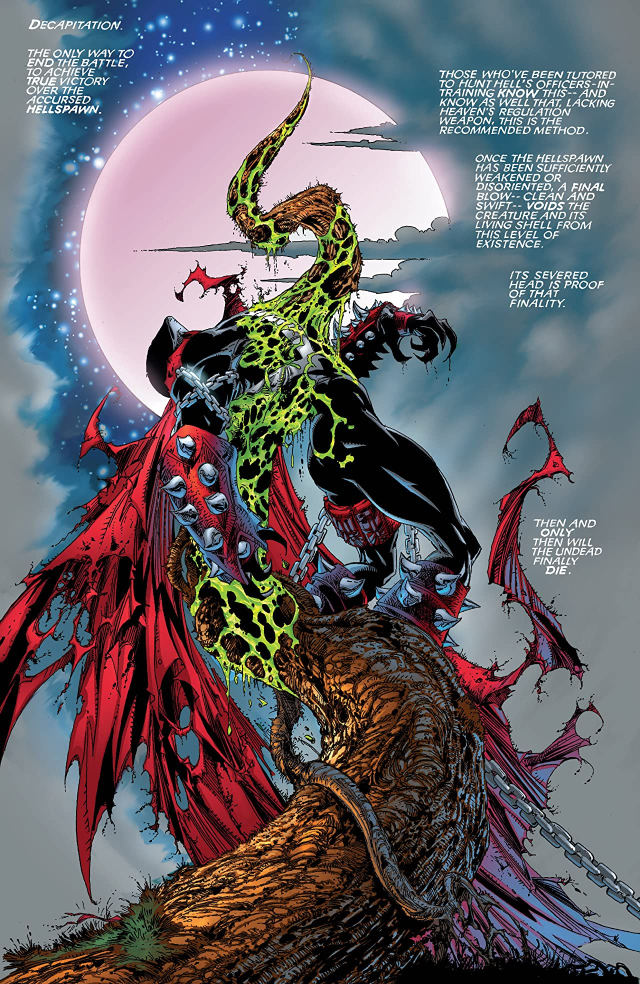 Spawn Origins Collection Tome 8