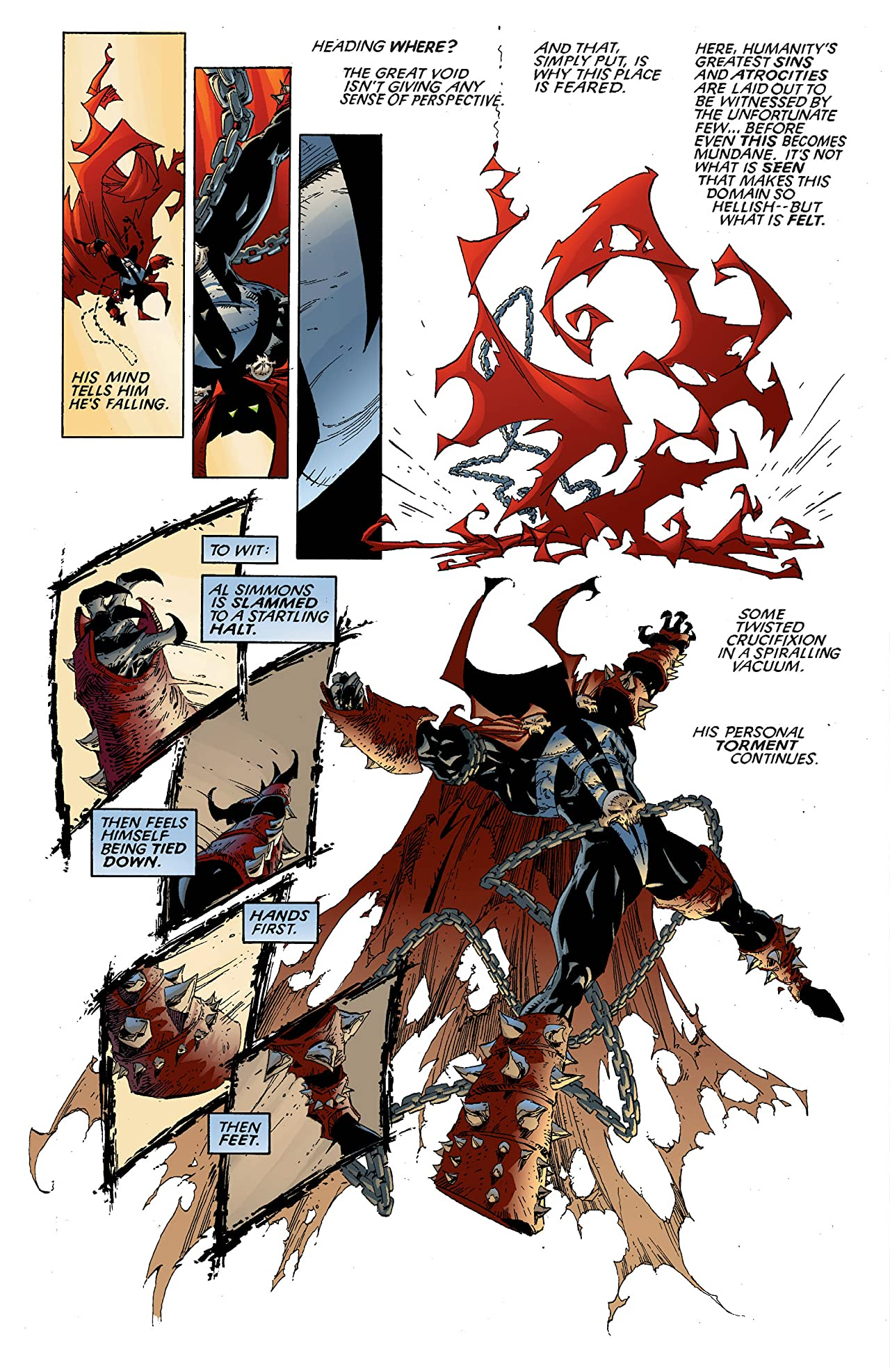 Spawn Origins Collection Tome 9