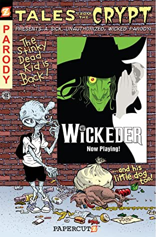 Tales From the Crypt Vol. 9: Wickeder Preview