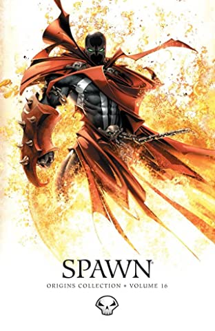 Spawn Origins Collection Tome 16
