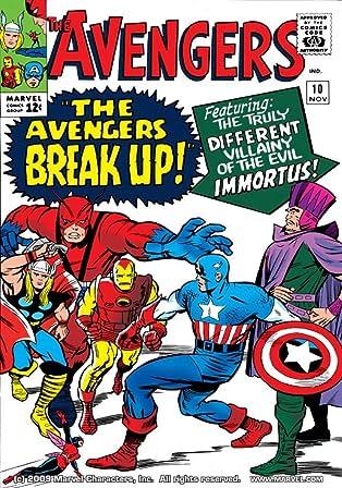 Avengers (1963-1996) #10