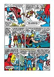 Avengers (1963-1996) No.10