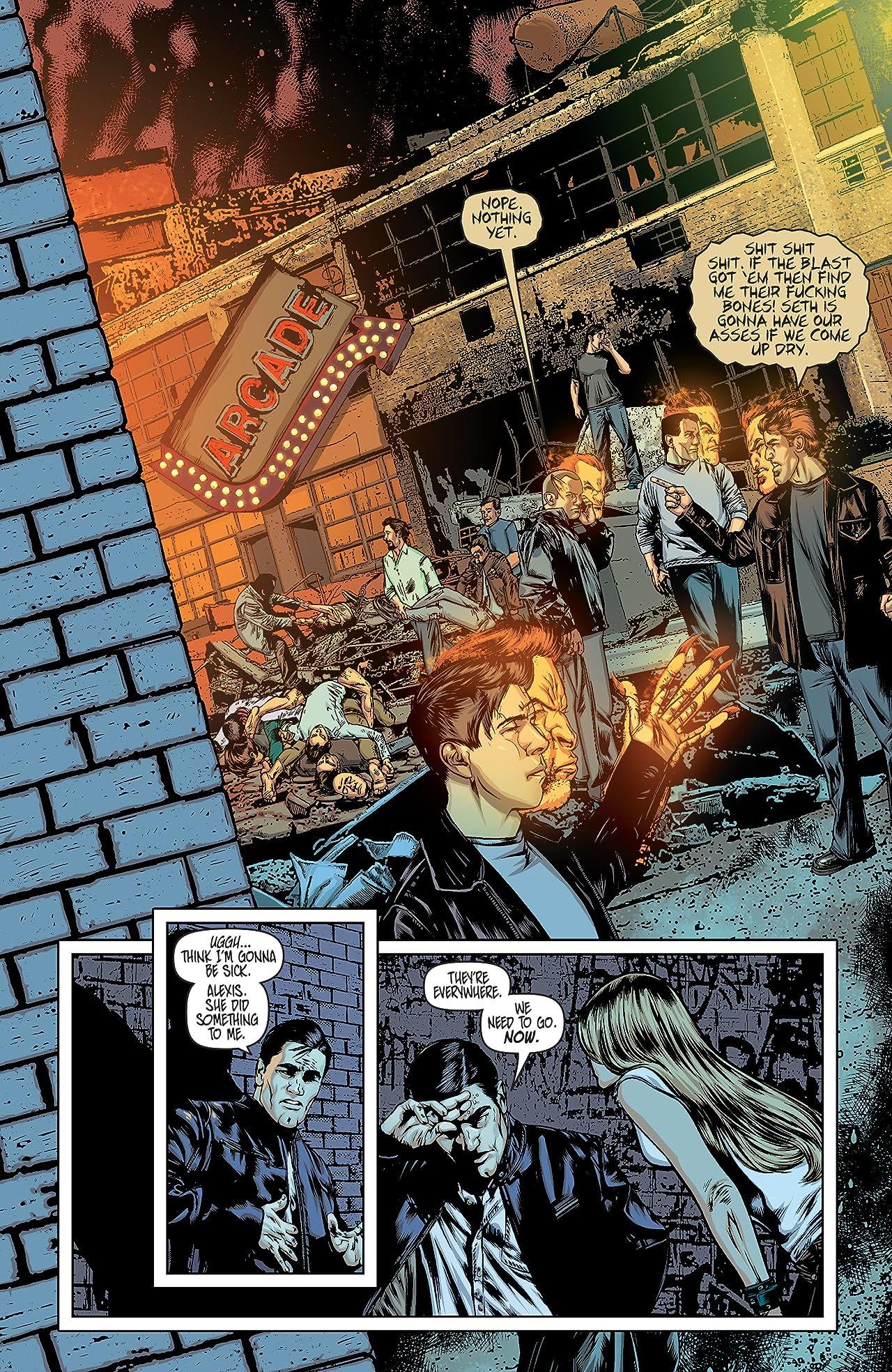 Netherworld #3 (of 5)