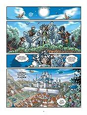 Les Légendaires Vol. 17: L'Exode de Kalandre