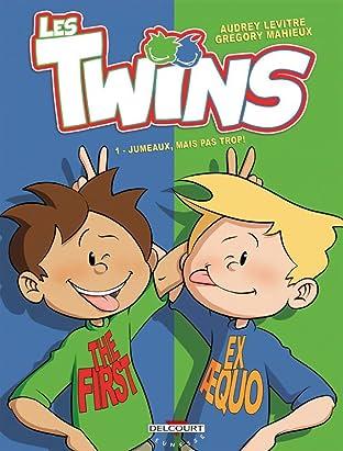 Les Twins Vol. 1: Jumeaux mais pas trop !