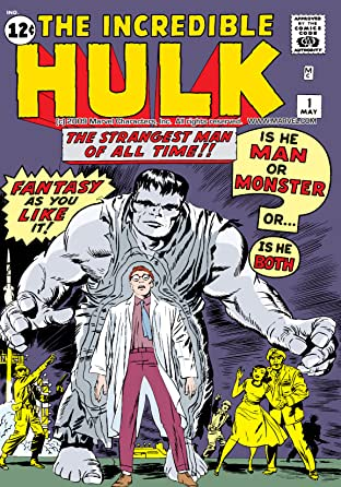 Incredible Hulk (1962-1999) No.1