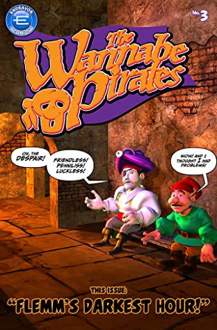 The Wannabe Pirates #3