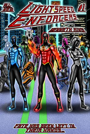 Lightspeed Enforcers #1: Reborn