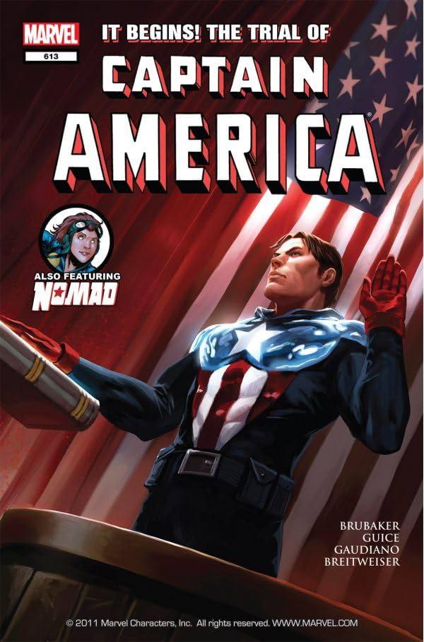 Captain America (2004-2011) #613