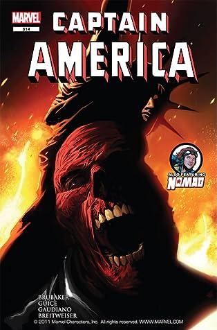 Captain America (2004-2011) #614