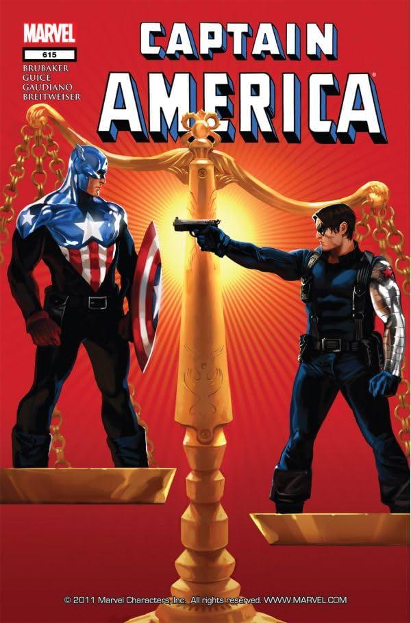 Captain America (2004-2011) #615
