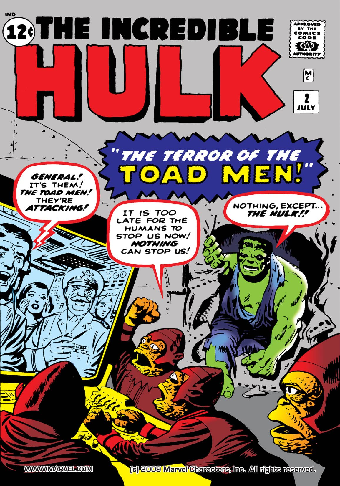 Incredible Hulk (1962-1999) #2