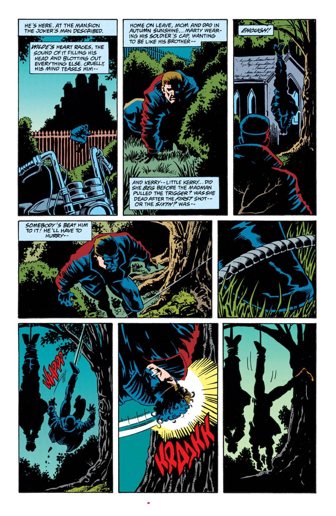 Batman: Shadow of the Bat #38