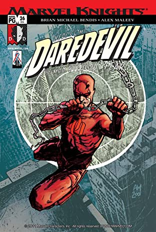Daredevil (1998-2011) No.26