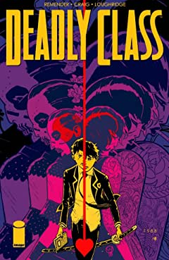 Deadly Class #8
