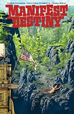 Manifest Destiny No.11