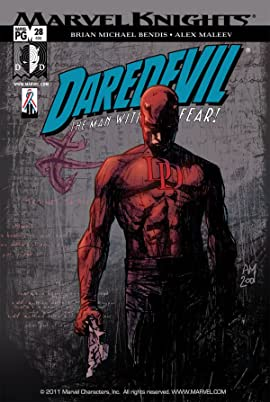 Daredevil (1998-2011) No.28