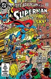 Adventures of Superman (1986-2006) #489