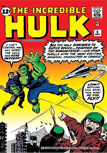Incredible Hulk (1962-1999) #3