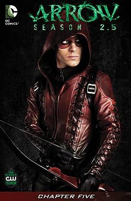 Arrow: Season 2.5 (2014-2015) #5