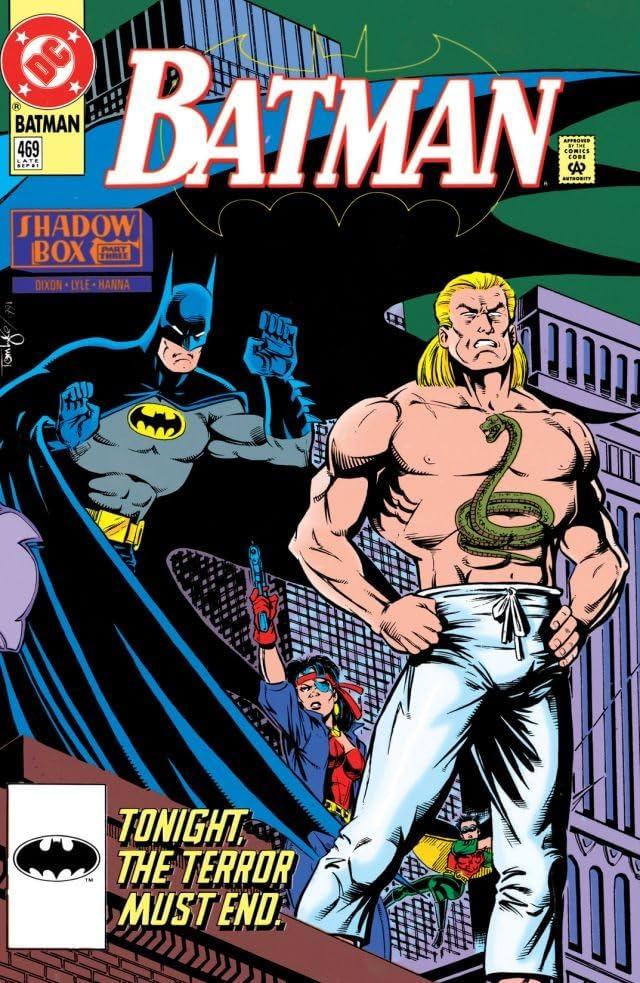 Batman (1940-2011) #469