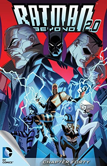 Batman Beyond 2.0 (2013-2014) #40