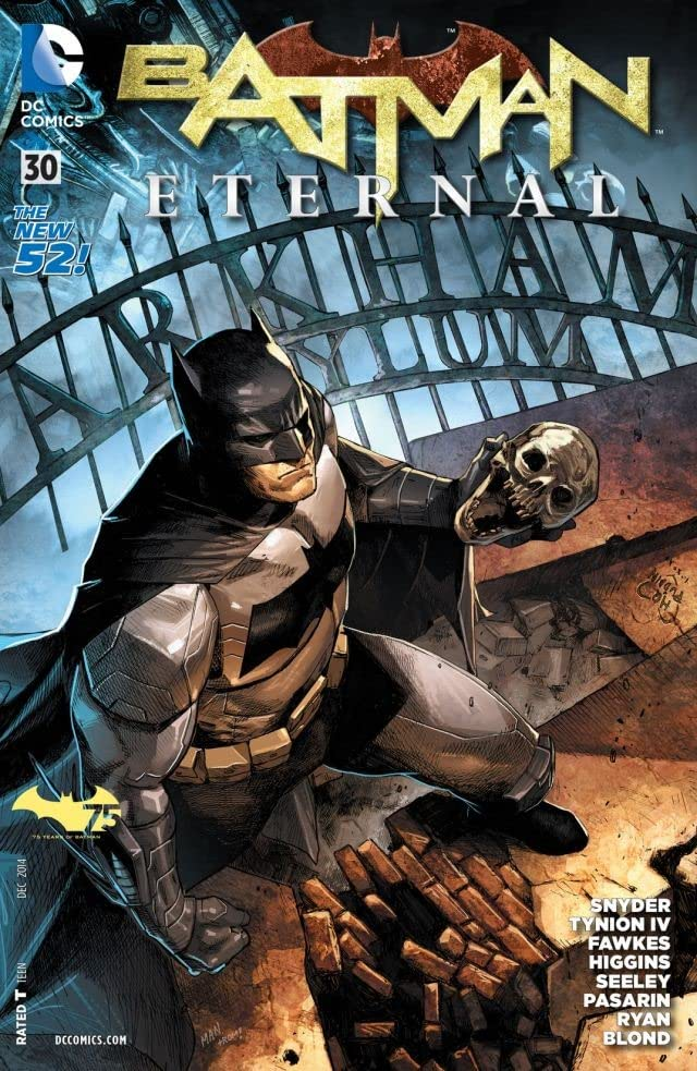 Batman Eternal (2014-2015) #30