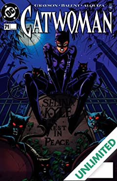 Catwoman (1993-2001) #71