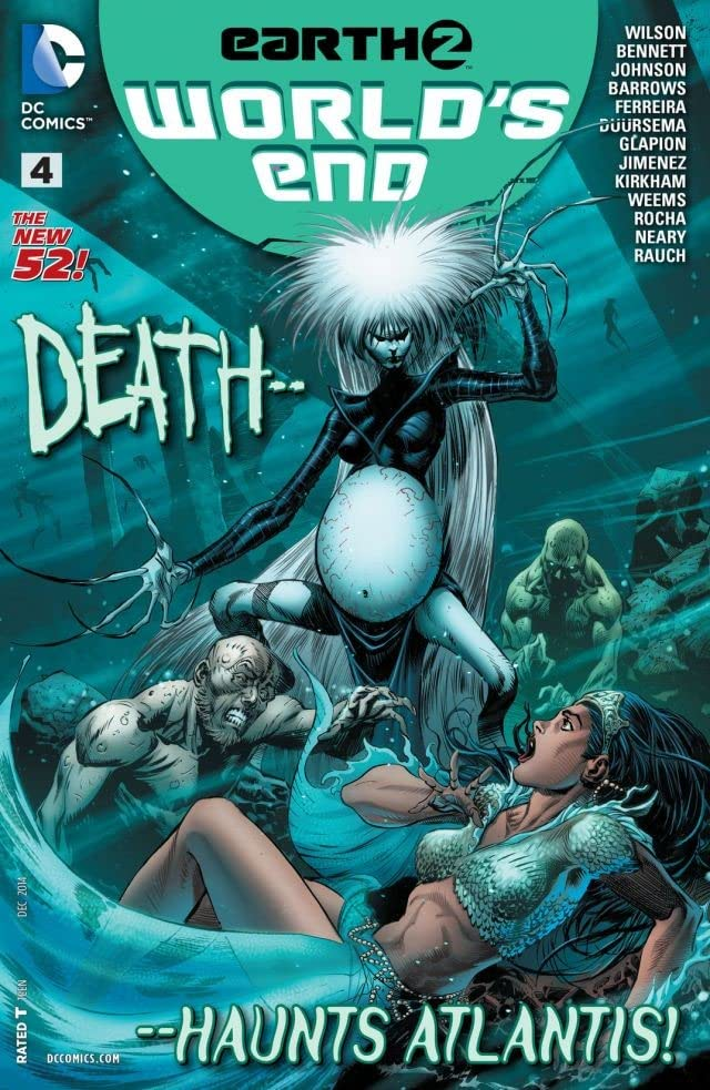 Earth 2: World's End (2014-2015) #4