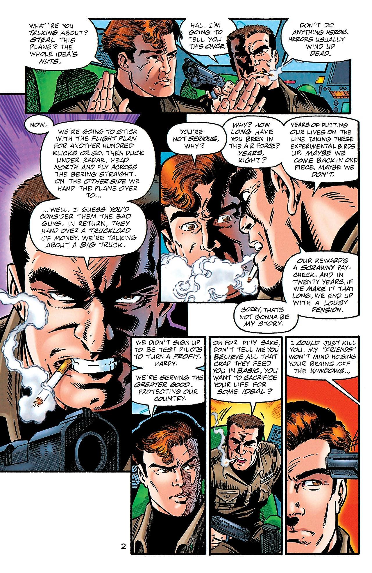 Green Lantern (1990-2004) #104