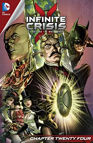 Infinite Crisis: Fight for the Multiverse (2014-2015) #24