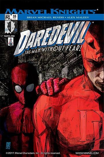 Daredevil (1998-2011) #35