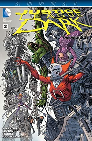 Justice League Dark (2011-2015): Annual #2