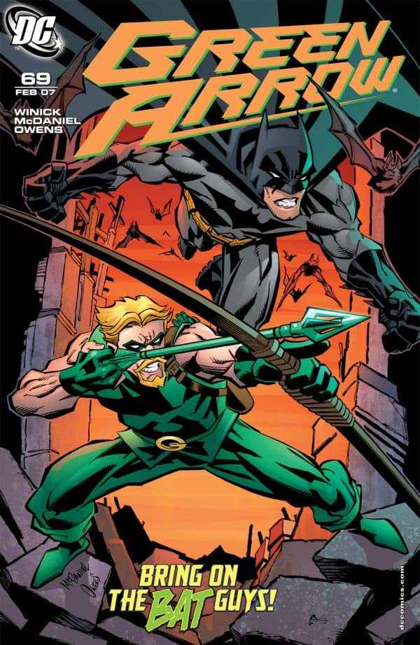 Green Arrow (2001-2007) #69