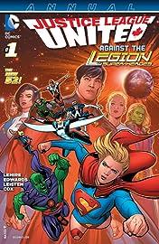 Justice League United (2014-2015): Annual #1