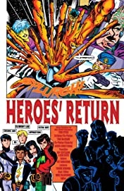 Legion of Super-Heroes (1989-2000) #104