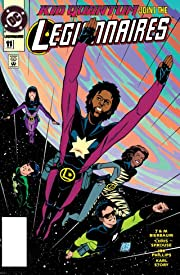 Legionnaires (1993-2000) #11