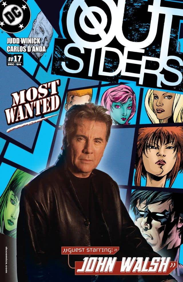 Outsiders (2003-2007) #17