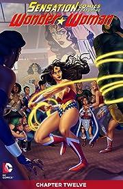 Sensation Comics Featuring Wonder Woman (2014-2015) #12